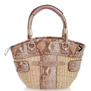 NWT Guess tropical Handbag